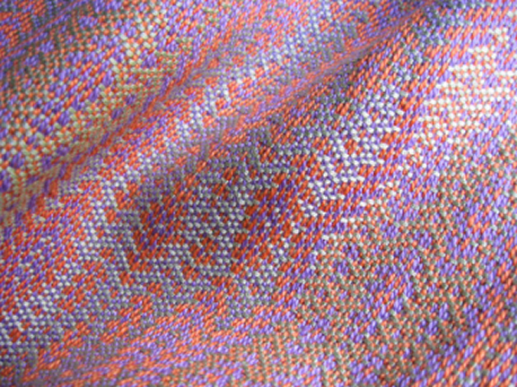 echo-weave-scarf-in-pastel-colors-pearl-cotton-rayon-2012-close-up